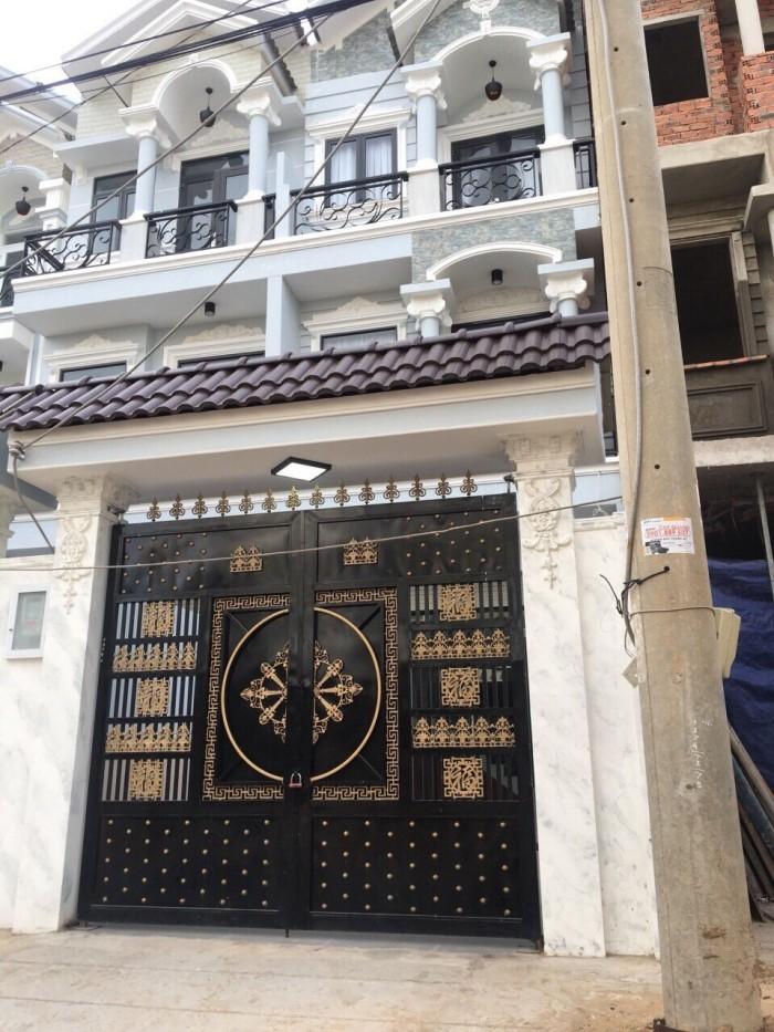Bán nhà hẻm 2279 Huỳnh Tấn Phát Nhà Bè Tp Hồ Chí Minh,khu dân cư đông đúc, diện tích 72m2