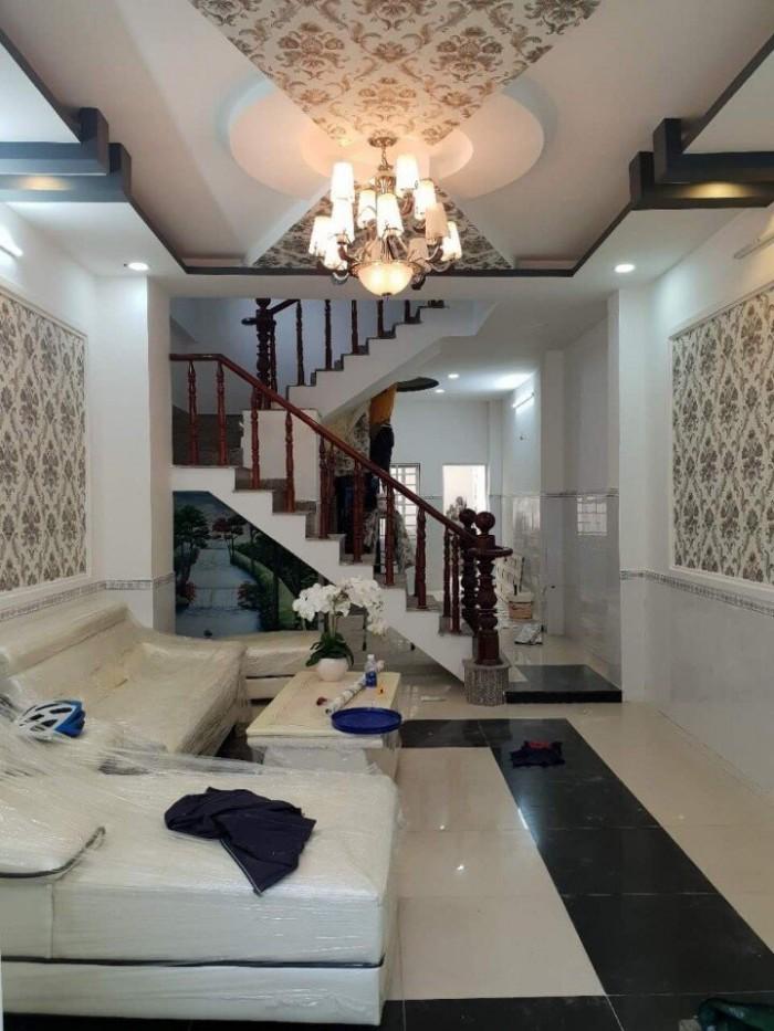 Bán nhà riêng tại Đường Dương Cát Lợi, Xã Nhà Bè, Nhà Bè, Tp.HCM. Vị trí đẹp, ngay trung tâm Nhà Bè
