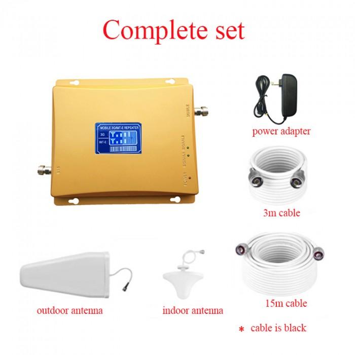 Thiết Bị Kích Sóng Alcom-1000 Repeater Gsm 2G,3G Tất Cả Các Mạng7
