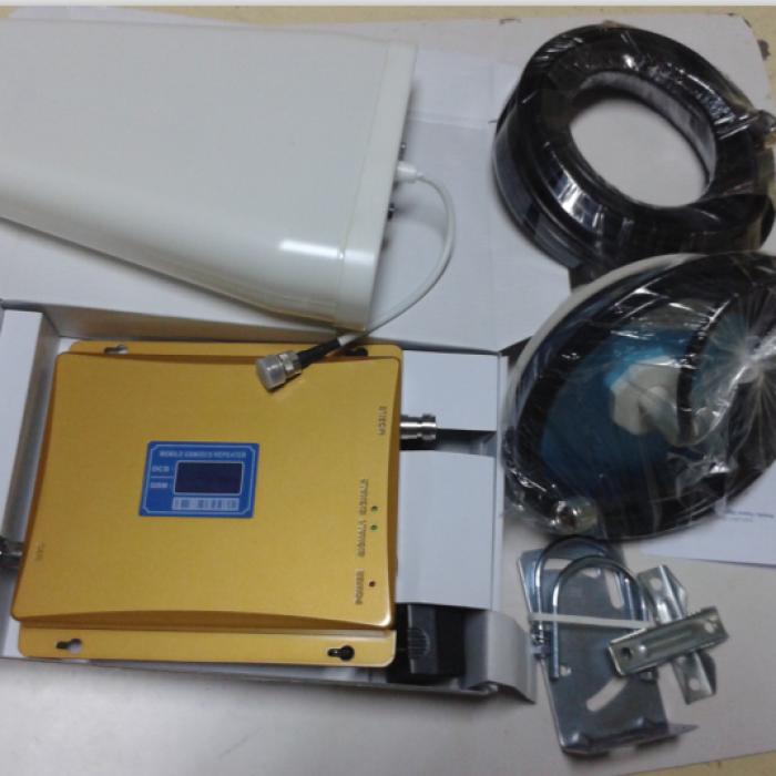Thiết Bị Kích Sóng Alcom-1000 Repeater Gsm 2G,3G Tất Cả Các Mạng6