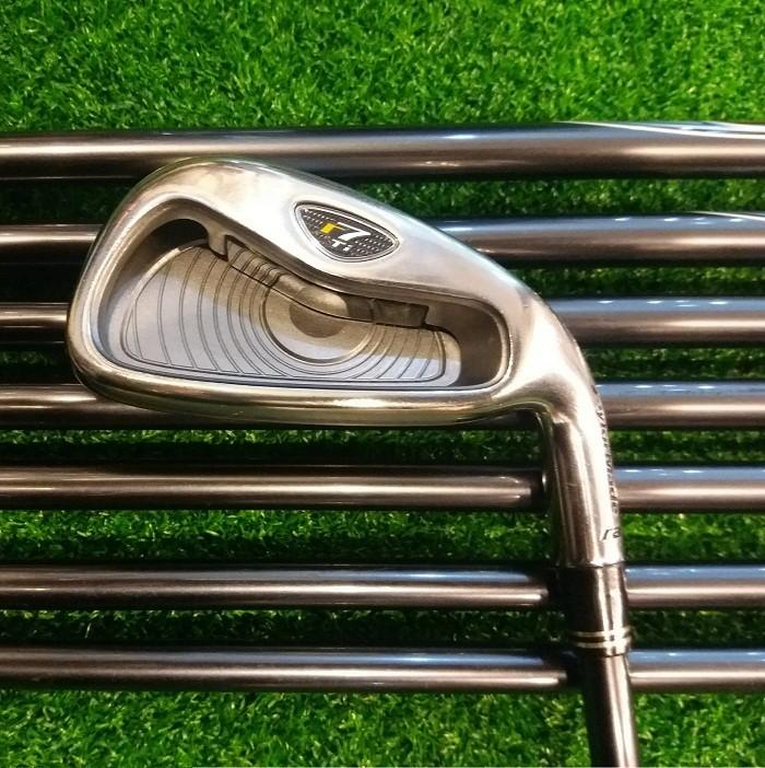 Bộ gậy golf Iron Taylormade R7 Ti qua sử dụng4