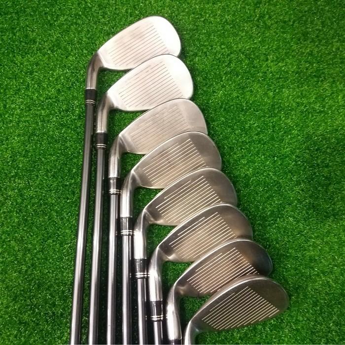 Bộ gậy golf Iron Taylormade R7 Ti qua sử dụng3