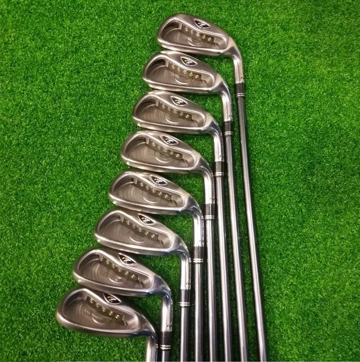 Bộ gậy golf Iron Taylormade R7 Ti qua sử dụng2