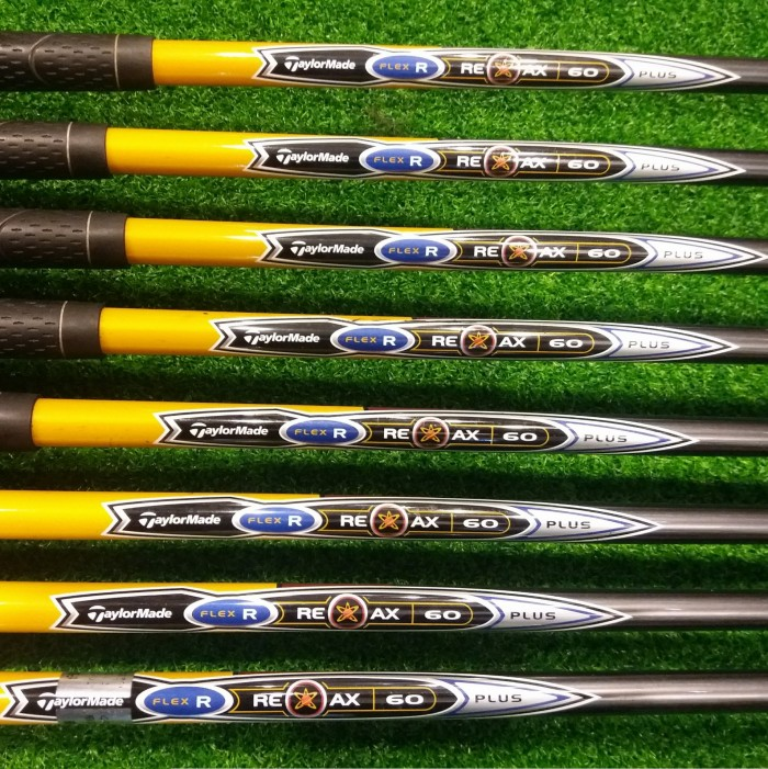 Bộ gậy golf Iron Taylormade R7 Ti qua sử dụng1