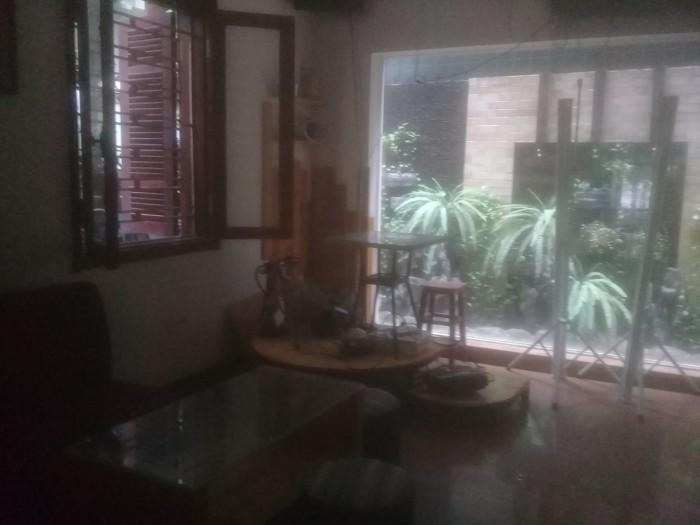 Sang nhượng quán cà phê cực đẹp bên HỒ VĂN QUÁN DT 220 m2 mặt tiền 15 m Q.Hà Đông HN