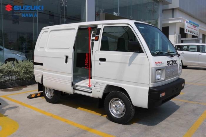 Suzuki Blind Van sản xuất năm 2018 Số tay (số sàn) Động cơ Xăng