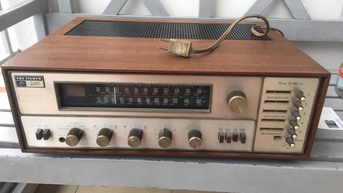 Ampli Fisher 400T0