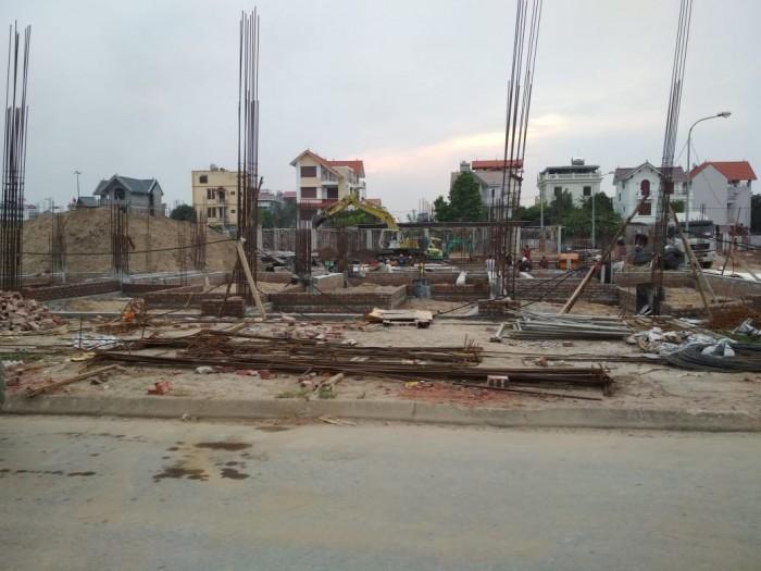 Đầu tư đất nền cực hot tại trung tâm thị trấn Trâu Quỳ, Gia Lâm