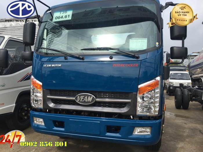 Xe tải 1 tấn 9 vào thành phố/ động cơ Isuzu 3