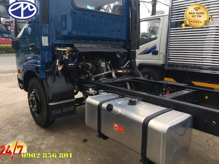 Xe tải 1 tấn 9 vào thành phố/ động cơ Isuzu 2
