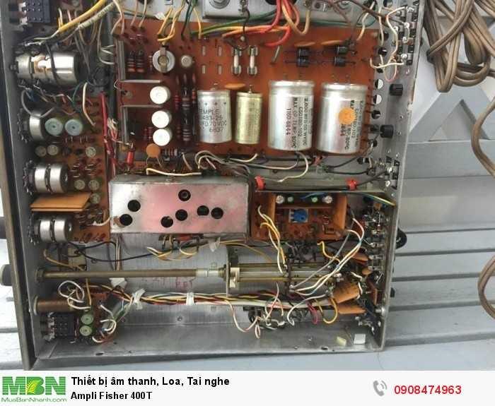 Ampli Fisher 400T13