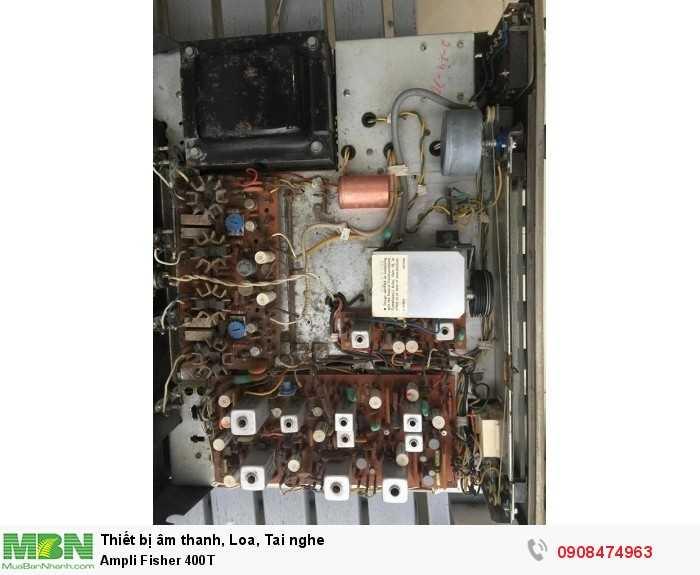 Ampli Fisher 400T14