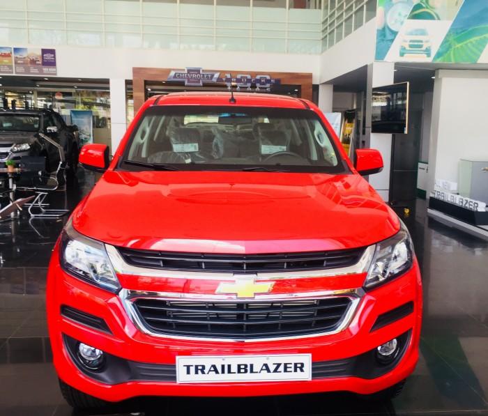 Chevrolet Trailblazer sản xuất năm 2018 Số tay (số sàn) Dầu diesel