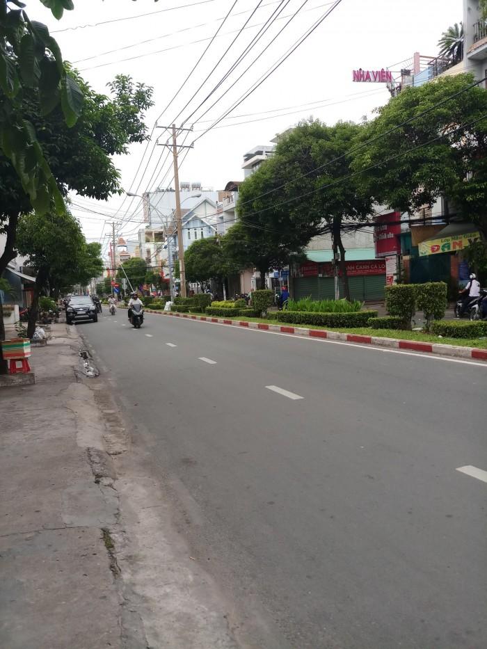 Bán MTKD Nguyễn Cửu Đàm,Tân Phú. DT 4,5x20m 2 lầu