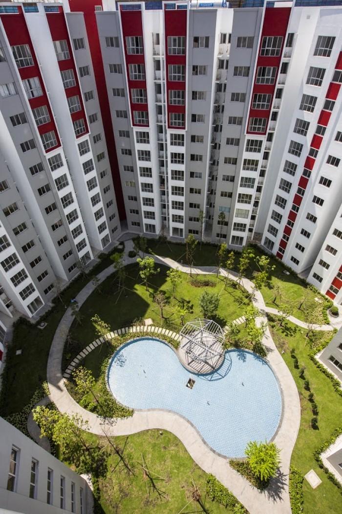Bán căn hộ Block E khu Ruby dự án Celadon City.