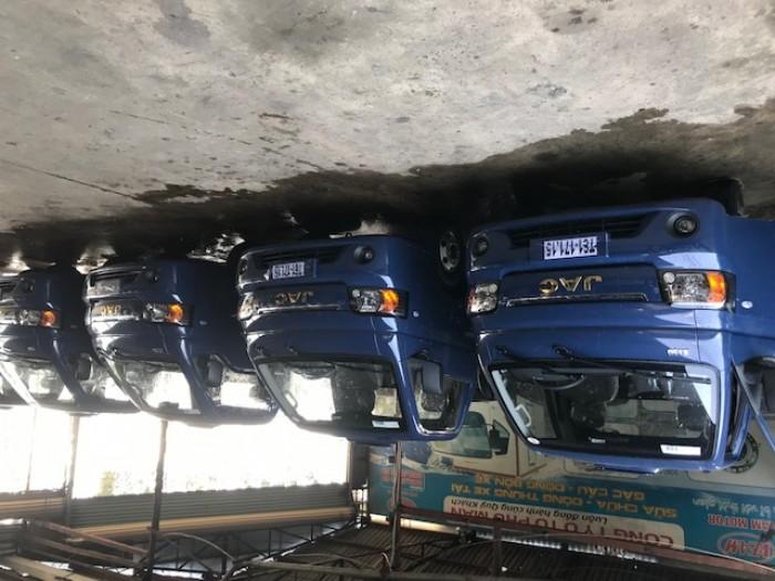 Xe tải Jac 1.25t , 1 tấn 25 khuyến mãi 100% trước bạ, Hộp đen, Phù hiệu vận tải,