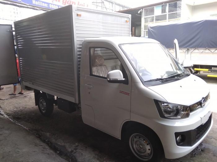 Cần bán xe tải veam pro 990kg , xe tải thùng kín giá tốt 0