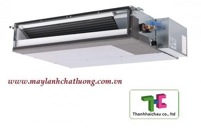 Máy lạnh giấu trần ống gió Mitsu Heavy FDUM125CR-S5/FDC125CR-S5 Gas R410 công suất 5hp - 42.650btu - 5.0kW - 5 ngựa0
