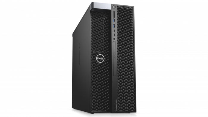 Máy trạm Dell precision 5820 tower W-2104/16g/1Tb/w10 (70154197 - 70154208)2