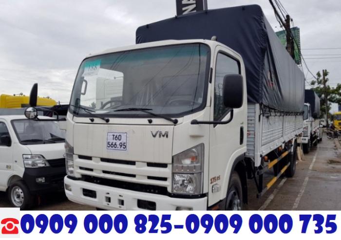 【Mới】Giá xe tải isuzu vĩnh phát 8T2- 8t2 - 8200kg- 8.2 tấn- 8 tấn 2 4