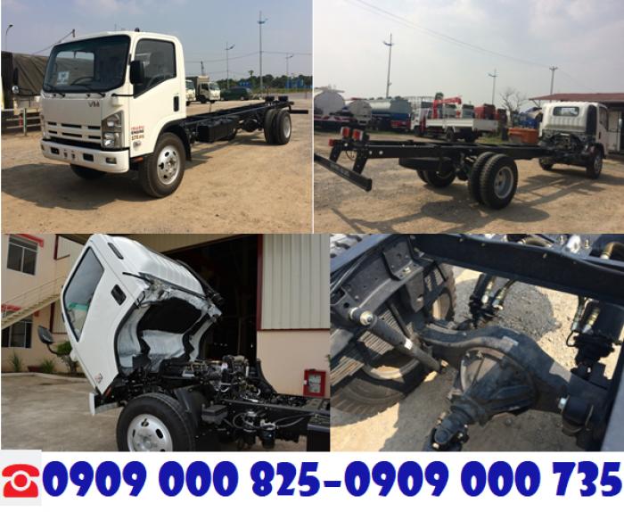 【Mới】Giá xe tải isuzu vĩnh phát 8T2- 8t2 - 8200kg- 8.2 tấn- 8 tấn 2 3
