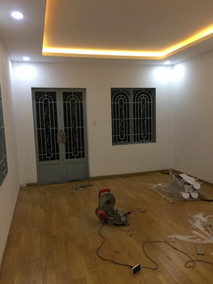 Nhà mới sửa 1.83 tỷ, hẻm 22 Nguyễn Duy Trinh, quận 2