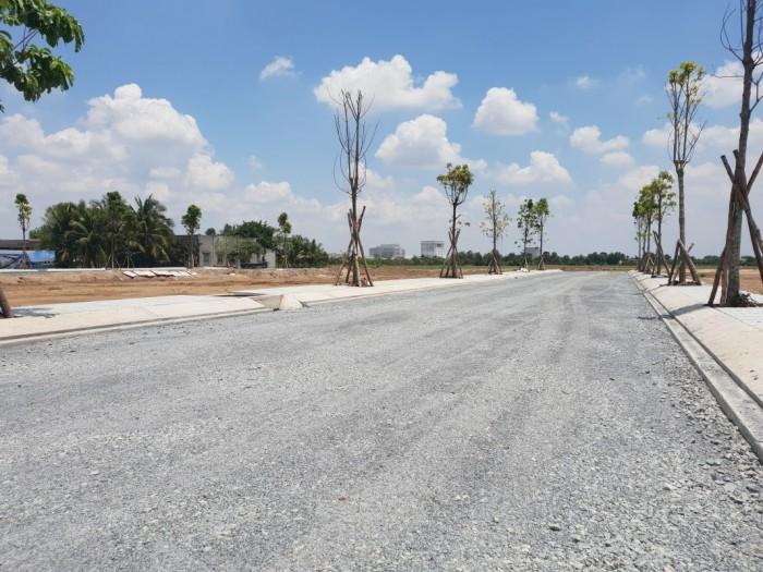 Khu tái định cư dành cho công nhân mở bán 600 nền trên mặt tiền đường Nguyễn Trung Trực