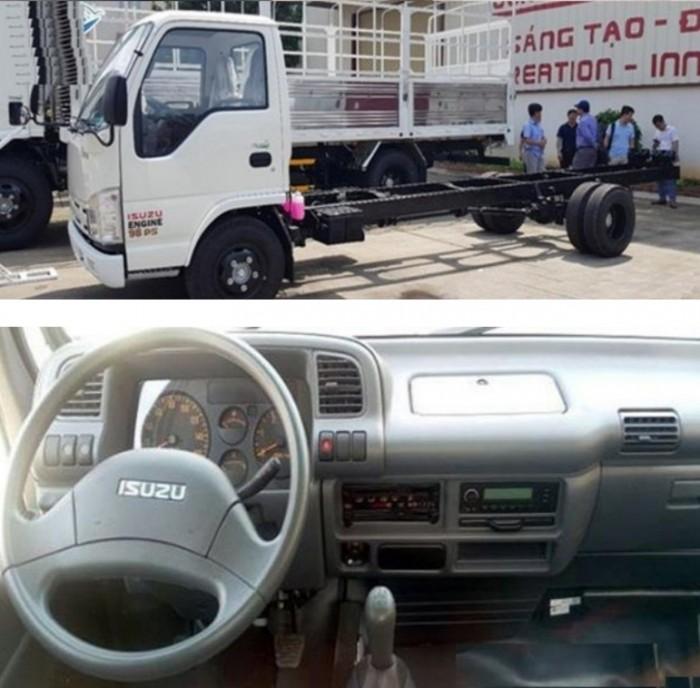 Báo giá xe tải ISUZU  VM 1T9 Thùng Lửng 6m2