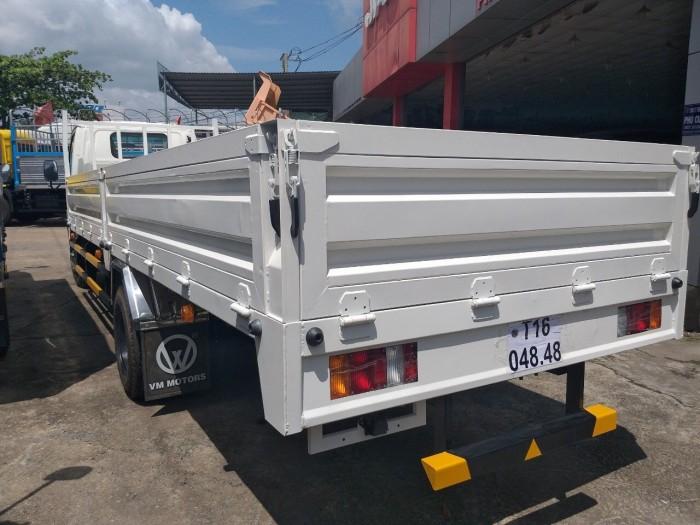Bán xe tải ISUZU - VM 1T9 Thùng Lửng 6m2