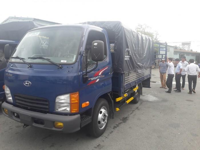Giá Xe Tải Hyundai N250 2.4 Tấn Trả Góp Đến 90% 3