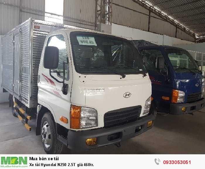 Xe tải Hyundai N250 2.5T giá 460tr. 1