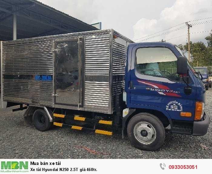 Xe tải Hyundai N250 2.5T giá 460tr. 3