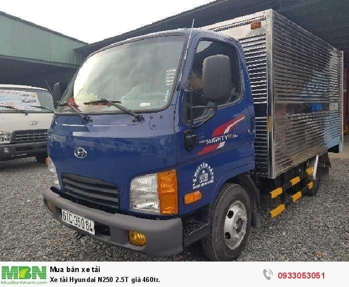 Xe tải Hyundai N250 2.5T giá 460tr. 4