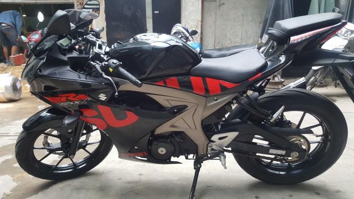 Suzuki Gsx R150 (Indo) 2018