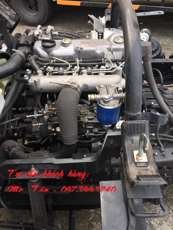 Xe Tải Hyundai HD120SL, Tải Trọng 8 Tấn, Thùng Dài 6m3, Trả Trước 120Tr Lấy Xe Ngay, Tặng Ngay Định Vị, Phù Hiệu 9