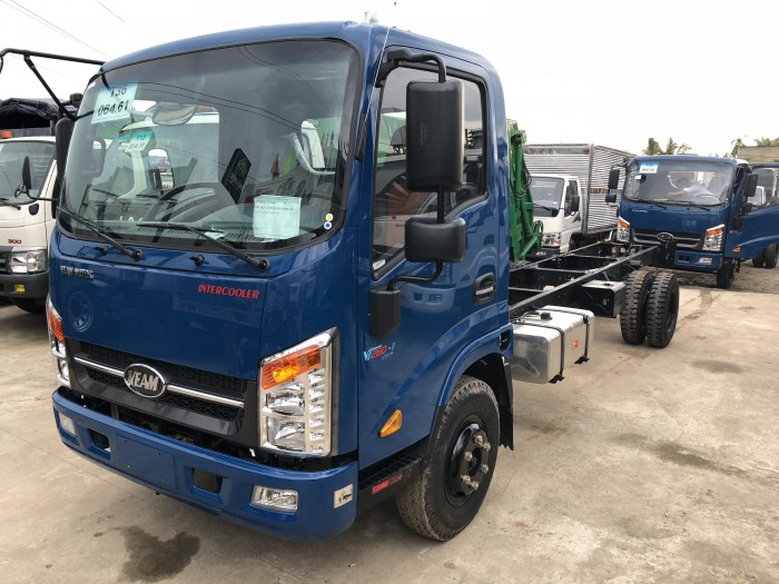 Giá Xe tải  VEAM VT260 – 1T9  Thùng Mui Bạt