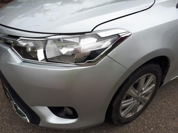 Toyota Vios E xe đẹp không lỗi 99% sang tay ngay và luôn 11