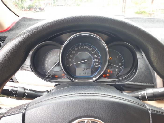 Toyota Vios E xe đẹp không lỗi 99% sang tay ngay và luôn 7