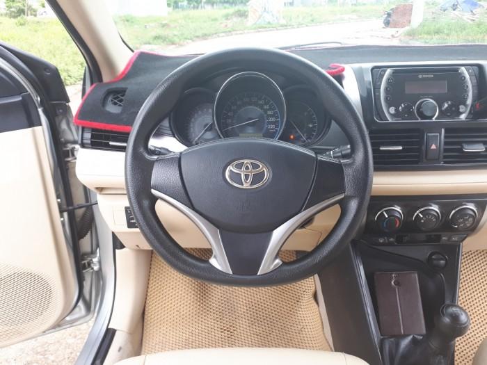 Toyota Vios E xe đẹp không lỗi 99% sang tay ngay và luôn 5