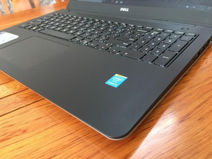 Dell inspiron 5547 Core i5 4210u Ram 4 Vga 2G Mỏng7