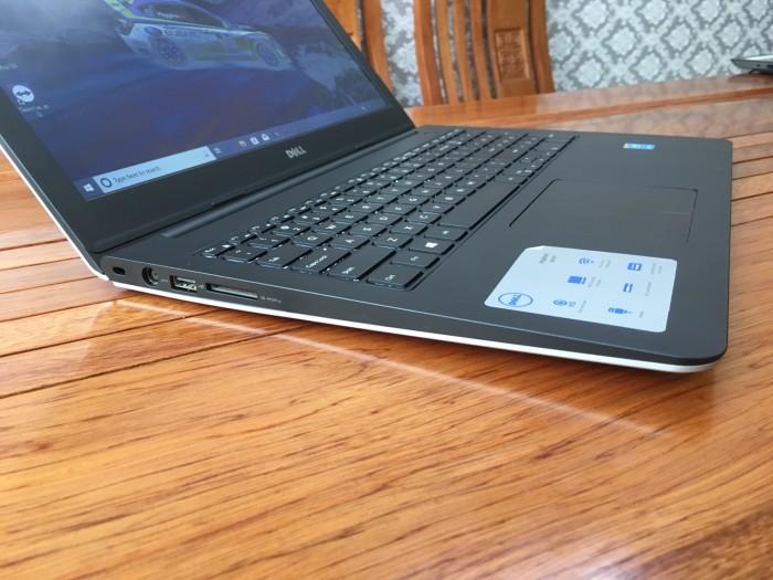 Dell inspiron 5547 Core i5 4210u Ram 4 Vga 2G Mỏng8