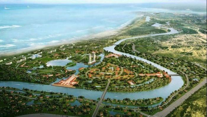 Đất nền dự án khu đô thị mới nhà phân phối Địa ốc 68Land Đà Nẵng