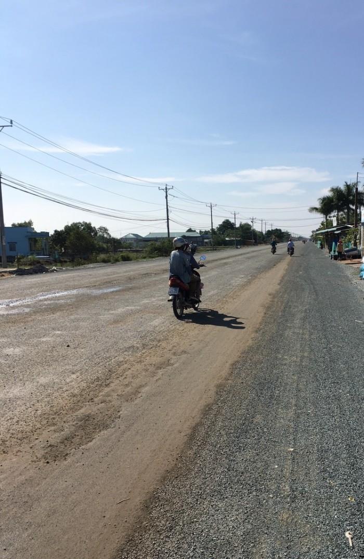 Đất nền KCN Cầu Tràm, Long Trạch, Cần Đước 90m2 (60%)