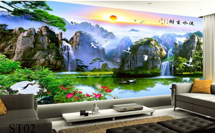 Tranh Phong Cảnh5