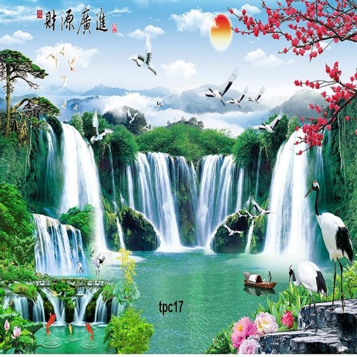 Tranh Phong Cảnh0