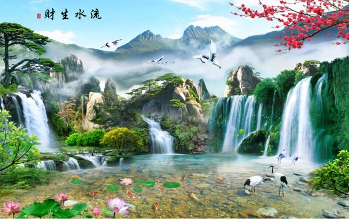Tranh Phong Cảnh2