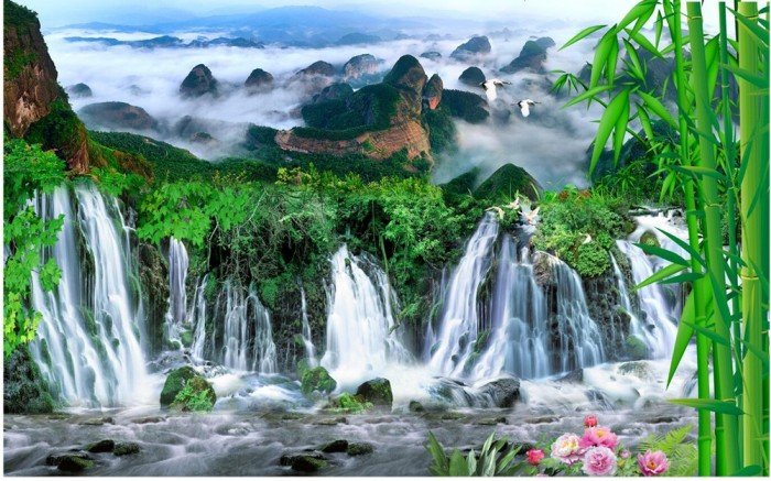Tranh Phong Cảnh3