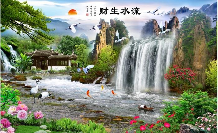 Tranh Phong Cảnh4