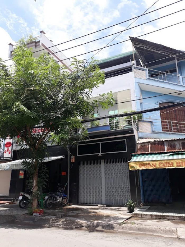 Cho thuê nhà Mặt tiền kinh doanh đường số 10, gần chợ Tân Quy, Q7