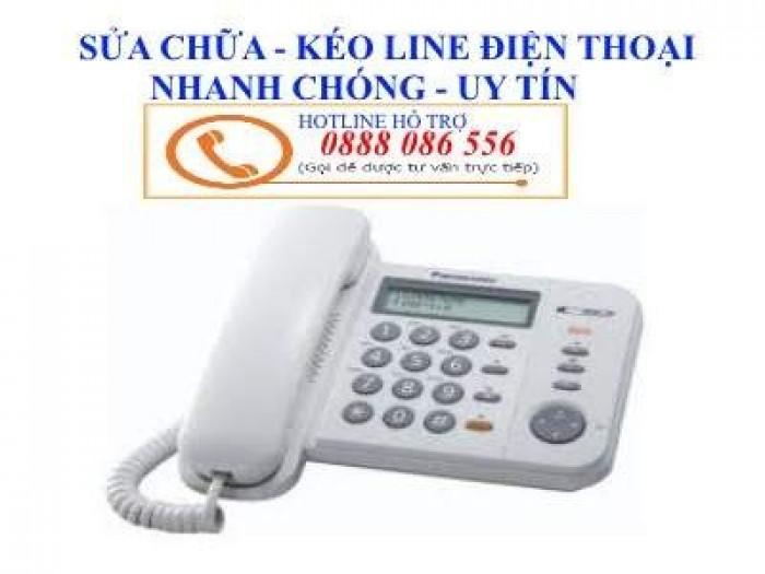Chuyên sửa line, kéo line tổng đài điện thoại tại KCN Tân Bình